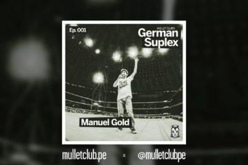 German Suplex 001 Manuel Gold